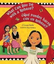 What Can You Do with a Rebozo/Que Puedes Hacer con un Rebozo NEW PB Spanish