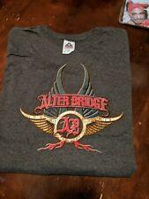 ALTER BRIDGE LOGO 2 Long Sleeve New T-shirt Rock Band Shirt Long Sleeve Tee