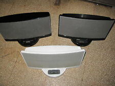 LOTTO 3 SOUNDDOCK BOSE,SERIE 1,SERIE 2,SOUNDOCK DIGITAL MUSIC SYSTEM.DOCKING STA