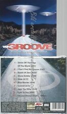 CD--VON GROOVE--DRIVIN OFF THE EDGE OF THE WORLD
