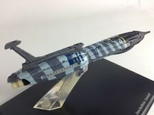 TRADE FEDERATION CRUISER INVISIBLE HAND STAR WARS diecast model in display case