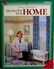 """""""Decorating Your Home"""" Room Designs-Dewberry/One Stroke Decorative Painting Book"""