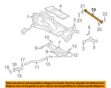 VOLVO OEM 98-00 V70 Rear Suspension-Track Bar 9200005