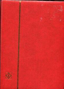 Alle Welt, interessante Fundgrube meist postfrisch im Steckbuch (740)