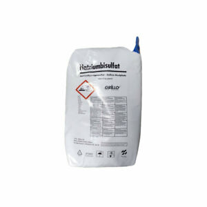 PH- 25 KG Polvere Granulare Correttore Riduttore ph meno minus Acqua Piscina