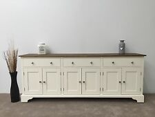 7ft New Solid Pine Painted Welsh Dresser Base - Dinning / Kitchen Unit