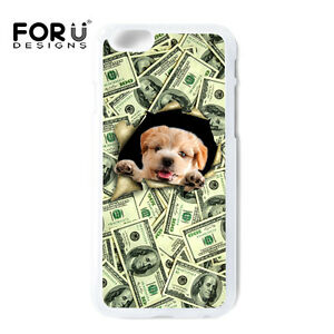 Green Money Animal Cellphone Case Phone Protector Cover For iPhone 6 Phone Shell