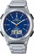 CITIZEN Q&Q MD10-212 Men's Watch Radio Controlled Solar mate 10BAR