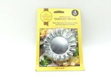 Mrs Andersons Baking Fluted Round Tartlet Mold 3in