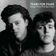 TEARS FOR FEARS - SONGS FROM THE BIG CHAIR NEW CD