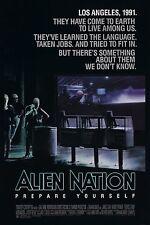 ALIEN NATION (1988) ORIGINAL MOVIE POSTER  -  ROLLED
