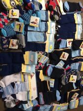 Toddlers Socks Large Lot Mixed Prints & Colors 6-Months/4 Years Lot Of 140 Pair