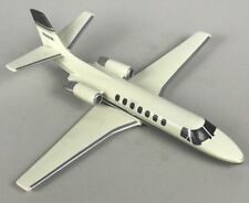 Cessna Citation Jet 1 of a Kind Large Wooden Model Airplane Aircraft Rare