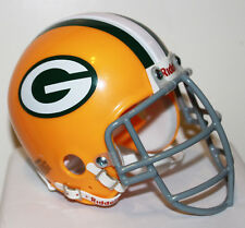 1962 Ray Nitschke Green Bay Packers Custom Throwback Riddell Mini Helmet