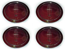 1984-1989 Lincoln Mark VII Wheel Center Emblem SET (E4LY1137A) NOS
