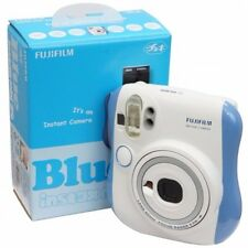 NEW BOXED Fujifilm Instax Mini 25 Instant Film Camera (Blue)