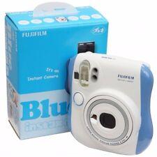 NEW BOXED Fujifilm Instax Mini 25 Instant Film Camera (Blue)