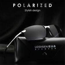 HD Polarized Sunglasses Mens Driving Fishing Glasses UV400 Outdoor Sport Eyewear