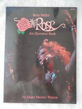 Bette Midler - The Rose - 1979 Souvenir Book