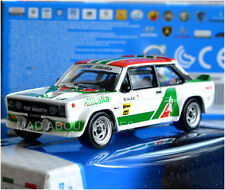 FIAT 131 ABARTH ALITALIA 1:43 Scale Car Model Toy Diecast Models Die Cast