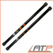 2x TORSION BAR SPRING REAR LEFT RIGHT 565MM RENAULT KANGOO + RAPID 1.2-1.9 97-