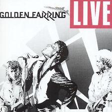 GOLDEN EARRING - LIVE [REMASTER] CD Like New
