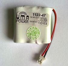 UP 1122-47 3,6V 320mAh Ni-MH Akku für Telekom CM 300