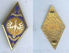 Cuirassiers -  5° Régiment cuirassiers émail  Drago période Algérie