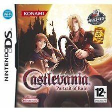 Castlevania: Portrait of Ruin (Nintendo DS, 2007) - European Version