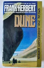 Dune - Special 25th Anniversary Edition (1990) paperback