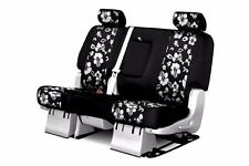 PILOT SEAT COVER, HAWAIIAN DESIGN, 1 PC (RW33C-004)