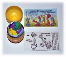 Balgdrachen Flattermann  -  Figur mit BPZ ungebaut im Original Ei