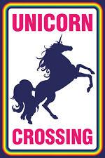 UNICORN CROSSING POSTER 24x36 - 241304