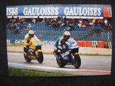 Photo Gauloises Tech 3 Yamaha YZR-M1 2004 #17 Norick Abe (JAP) Dutch TT Assen