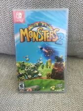 Pikel Junk Monsters 2 Nintendo Switch Limited Run Games New!