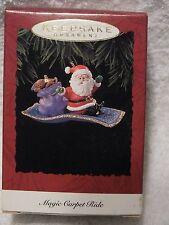 Hallmark Keepsake Magic Carpet Ride Santa Ornament QX588-3 MIB Christmas