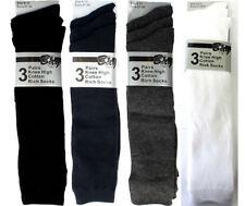 Vêtements chaussettes hautes coton mélangé pour fille de 2 à 16 ans