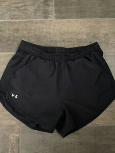 Under Armour ~Fly By Atheltic Womens Shorts Mesh ~ MEDIUM