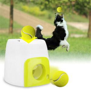 Pet Dog Treat Tennis Automatic feeding interactive reward Game GIft intelligent