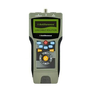 antiference atr269 professional cable tester /  LAN, TEL & COAX CABLE TESTING
