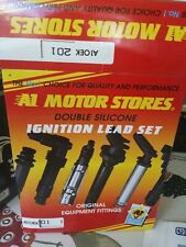 Kerr Nelson Ignition Cable Lead Set OEK201 - Ford 1.6i CVH EFi and Turbo