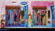 Paper Mate Mechanical Pencil, Disney Frozen & Disney Princess, 10/Pack