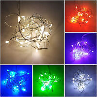 Fairy 20 LED String Light Garland For Xmas Wedding Party Events Table Decoration