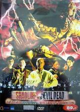 Shaolin vs. Evil Dead (2004) DVD PAL COLOR - Chia-Hui Liu, Cult Comedy Horror