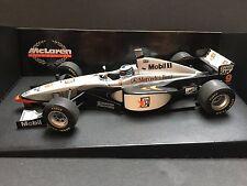 Minichamps - Mika Hakkinen - McLaren - Mp4/12 - 1997 -1:18 - Rare