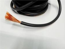 1m nero batteria Cavo 110 Amp per Fusibile Casella AMPLIFICATORE AUTO IMPIANTI