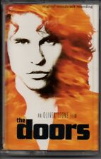 The Doors Original Soundtrack Oliver Stone Cassette 61047-4 1991