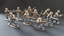 AIP/airfix 1/32 professionally painted German  infantry stormtroops WW1  54mm