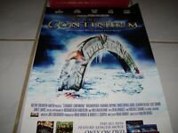 Stargate Continuum Poster promotional 13x19 By 7 Stars