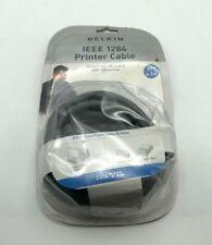 Belkin Pro Series High Speed IEEE 1284 Compliant Cable Printer 20' Parallel